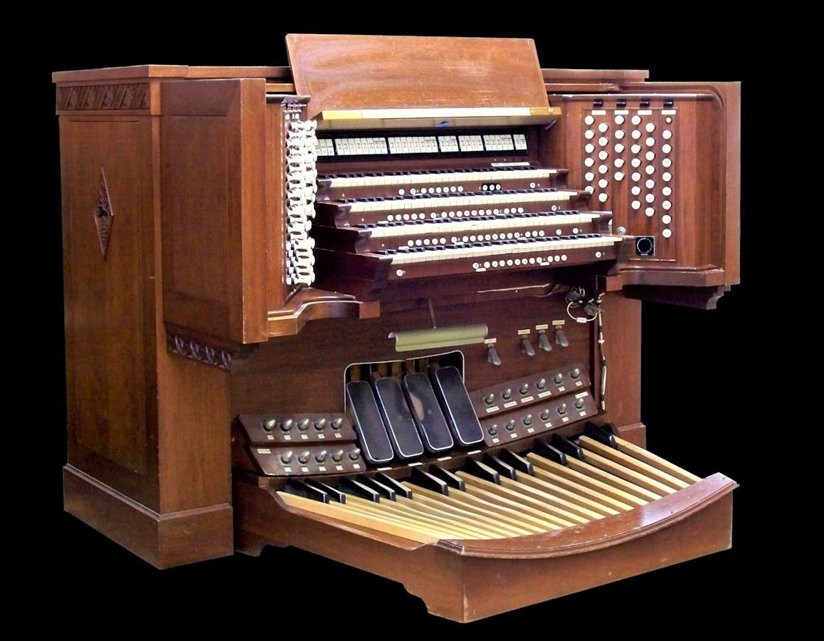 Pipe Organ Database | M. P. Möller (Opus 9474, 1962) St ...