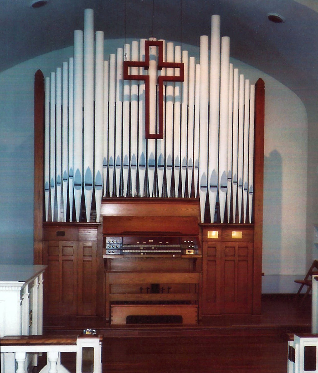 Pipe Organ Database | Organ Clearing House (1991) Good ...