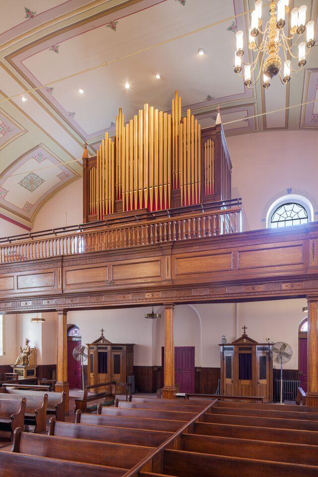 Pipe Organ Database | Hook & Hastings (Opus 1524, 1892 ...